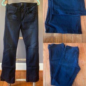 EUC Just Black Bootcut Jeans 28x32